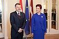 Saeimu oficiālā vizītē apmeklē Ungārijas parlamenta priekšsēdētājs (8121897781).jpg