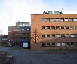 Bioforsk - Saghellinga at Ås – both the administration and the majority of Bioforsk Soil and Environment Division are located here.