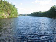ทะเลสาบไซมา มีขนาดใหญ่เป็นอันดับห้าของยุโรป