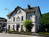 Saint-Chamant (19) mairie.JPG