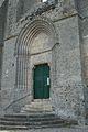 Saint-Felix Montceau portail gothique.JPG