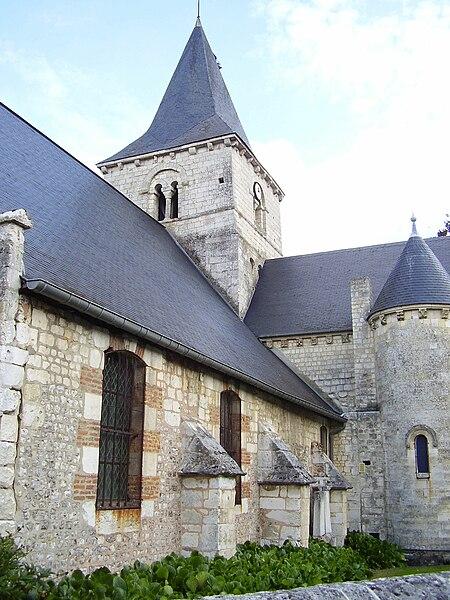 File:Saint-Wandrille-Rançon église St-Michel 3.jpg