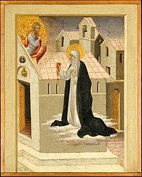 Saint Catherine of Siena Exchanging Her Heart with Christ MET DT508.jpg