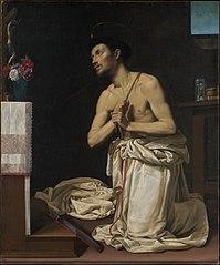 Saint Dominic in Penitence