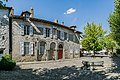 Saint Gerald abbey hospital in Aurillac 02.jpg