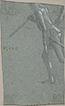 Saint Jerome (recto); Soldier with a Spear (verso) MET DP808279.jpg