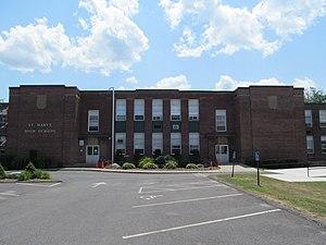 Saint Mary High School (Westfield, Massachusetts) - Saint Mary High School