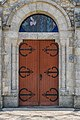 Saint Peter in chains Church in Campuac 05.jpg