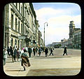 Saint Petersburg. Nevsky Prospect view along the street, with the tower of the city Duma in the right distance.jpg