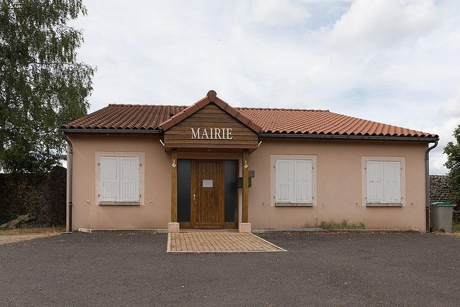 Mairie de Sainte-Eugénie-de-Villeneuve.