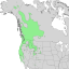 Salix lasiandra range map 2.png