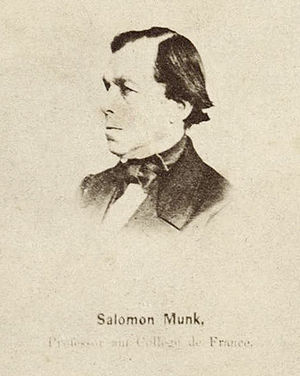 Salomon Munk - Salomon Munk