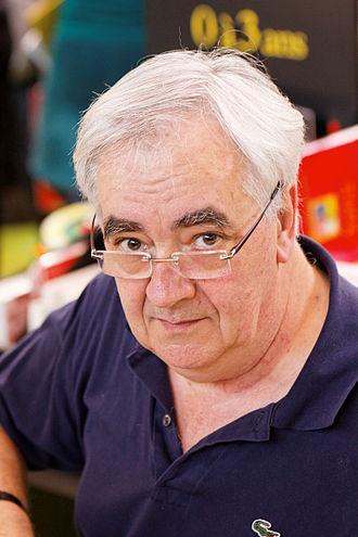 Claude Ponti - Claude Ponti in March 2011