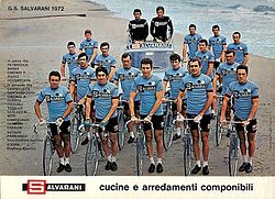 Salvarani cycling team 1974.jpg