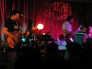 The Phoenix Foundation progressive indie rock band formed in Wellington, New Zealand