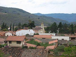 Samaipata, Bolivia Town in Santa Cruz Department, Bolivia