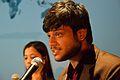 Sambudha Ghosh - Presentation - WikiInitiatives Noble Way to a Smart Outreach - Bengali Wikipedia 10th Anniversary Celebration - Jadavpur University - Kolkata 2015-01-09 2844.JPG