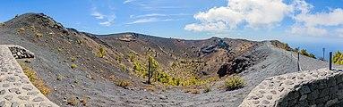 San Antonio volcano - Panorama 01.jpg