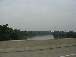 Sandusky River - Along the Sandusky River below Fremont