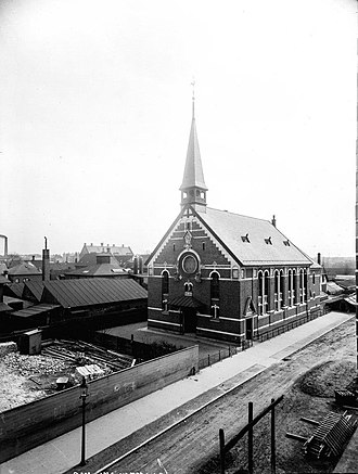 St. Luke's Church, Copenhagen - St. Luke's Church photographed by Frederik Riise