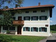 Sankt Radegund Jaegerstaetterhaus