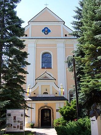 Pilica, Silesian Voivodeship - Church