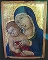 Sano di pietro, madonna col bambino, 1450 ca.JPG