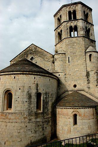 Girona - Sant Pere de Galligants