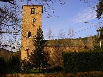 Iglesia de Sant Sadurní d'Osormort