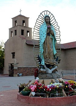 Image result for our lady new mexico santa fe guadalupe