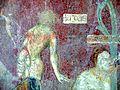 Santa maria dei ghirli, giudizio universale, famiglia de veris, 1400 11.jpg