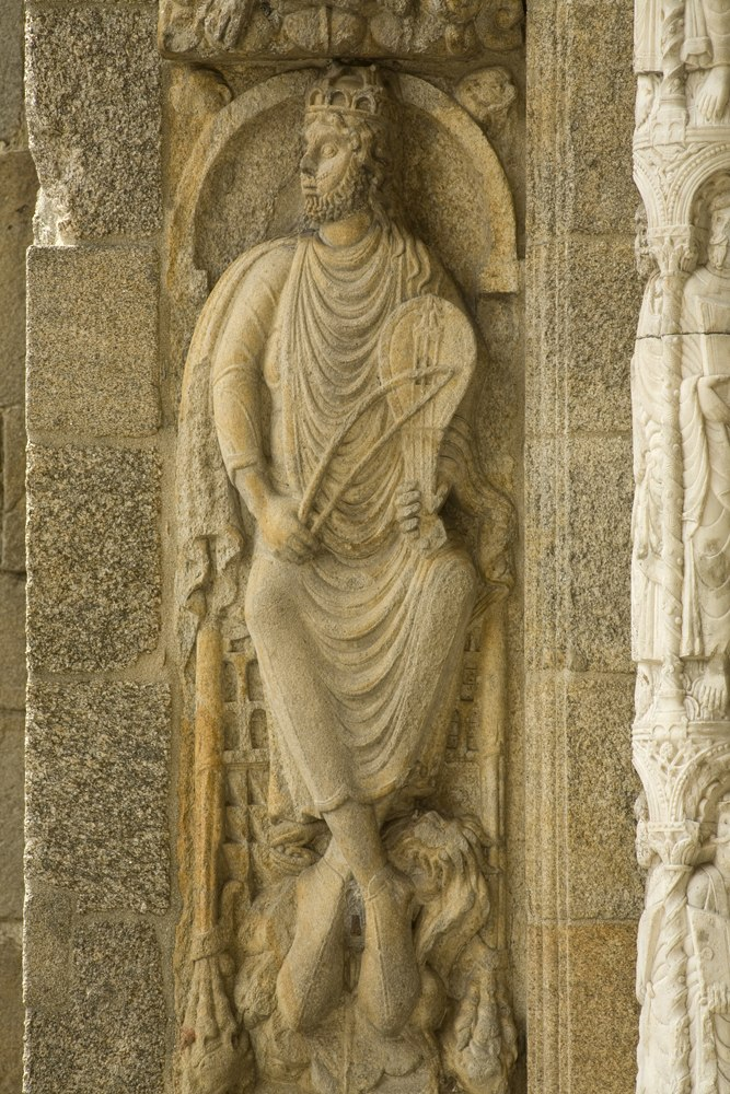 Santiago de Compostela, catedral-PM 34544