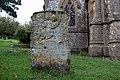 Sarah Douch headstone, Corscombe.jpg