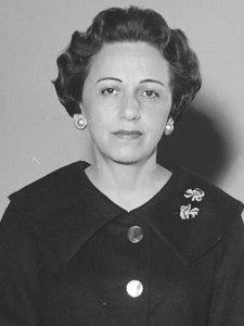 Sarah Kubitschek Brazilian politician