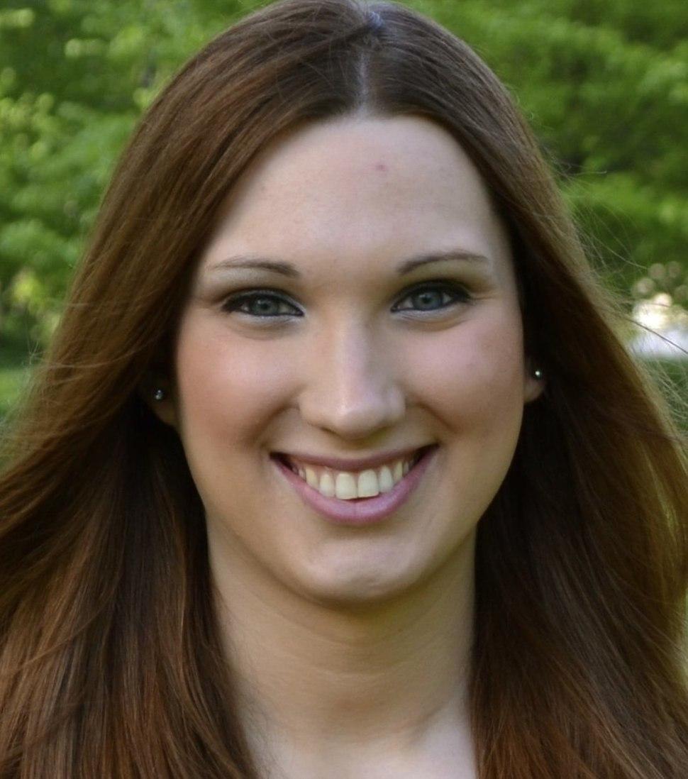 Sarah McBride portrait photograph (cropped)