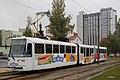 Sarajevo Tram-602 Line-3 2011-10-21 (2).jpg