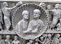 Sarcofago dei due fratelli con scene bibliche, 325-30 ca., da cimitero di lucina 03.JPG