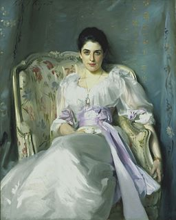 Sargent Lady Agnew of Lochnaw