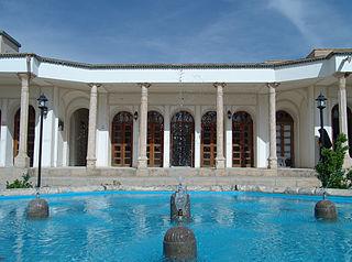 Khomeyni Shahr City in Isfahan, Iran
