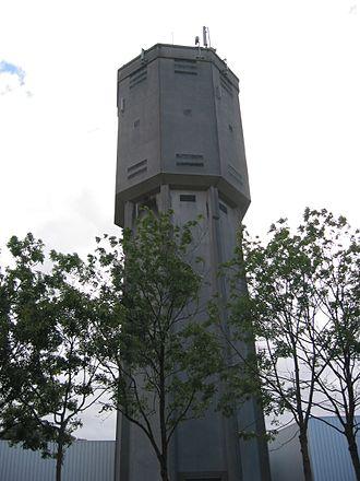 Sassenheim - Image: Sassemheim watertoren 2