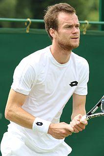 Jan Šátral Czech tennis player