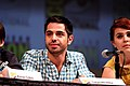 Satya Bhabha at Comic-Con 2010.jpg