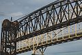 Sault Ste. Marie International Rail and Highway Bridges Michigan (30328545563).jpg
