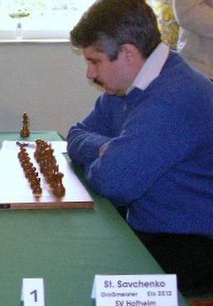 Stanislav Savchenko - April 9, 2005 at Porz
