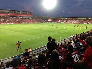 Muangthong United F.C. -  SCG Stadium
