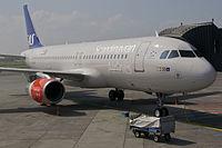 OY-KAP - A320 - SAS