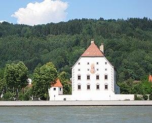 Obernzell - Schloss Obernzell