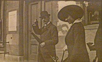 Jules Schmalzigaug - Jules Schmalzigaug (ca. 1905)
