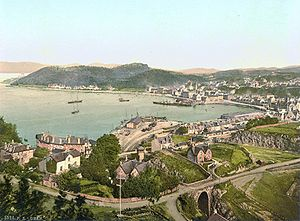 Oban - Oban in 1900