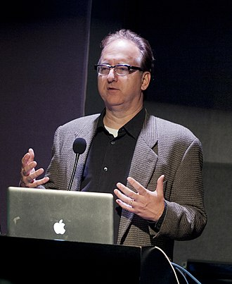Jim Jennewein - Jim Jennewein at Vancouver Film School in October 2011